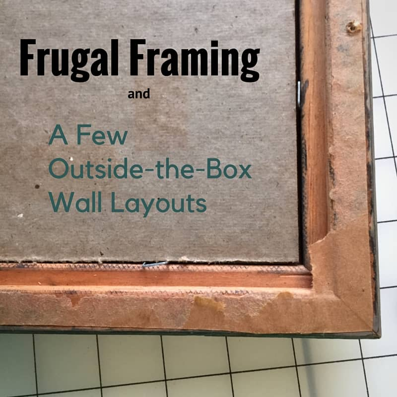 Frugal Framing and a Few Outside-the-Box Wall Layouts