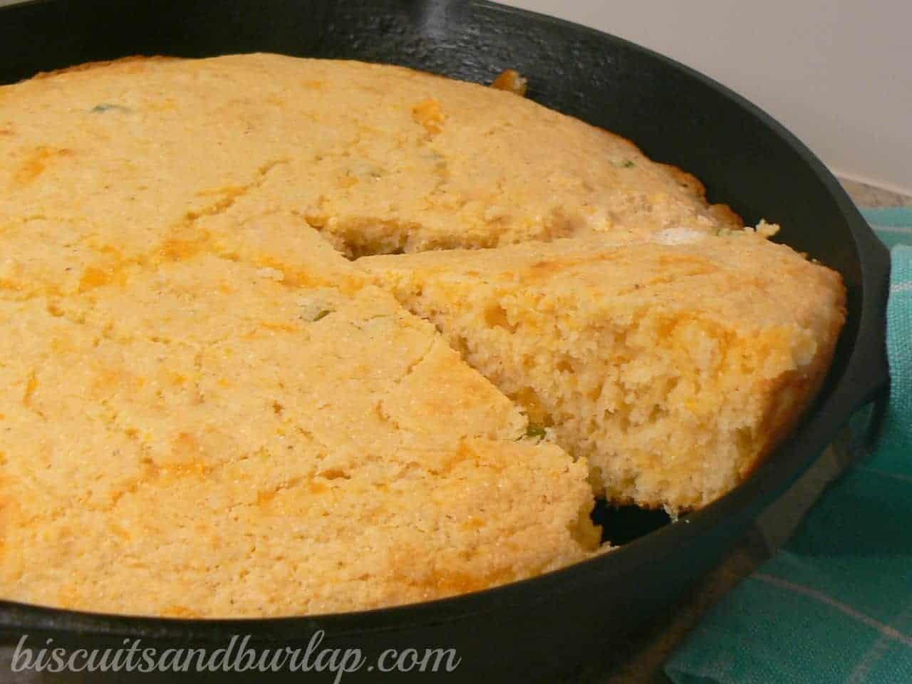 Mama's Mexican Cornbread