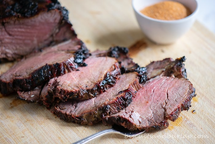 Cajun Beef Tenderloin with Bourbon Glaze