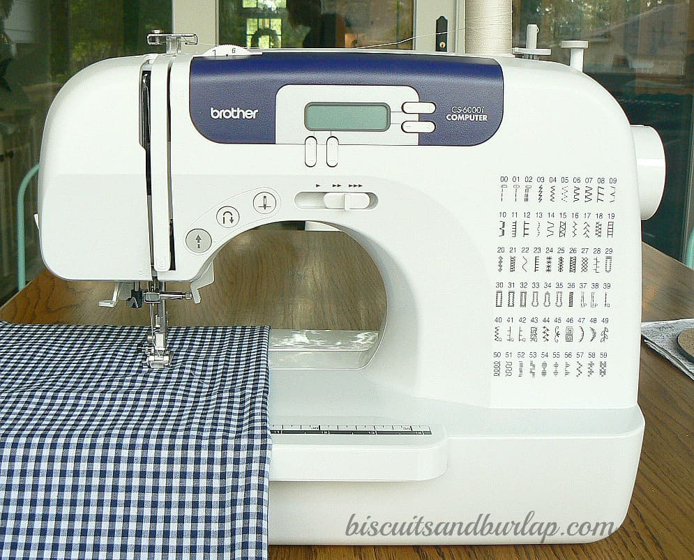 The Best Sewing Machine (and SUPER Affordable)
