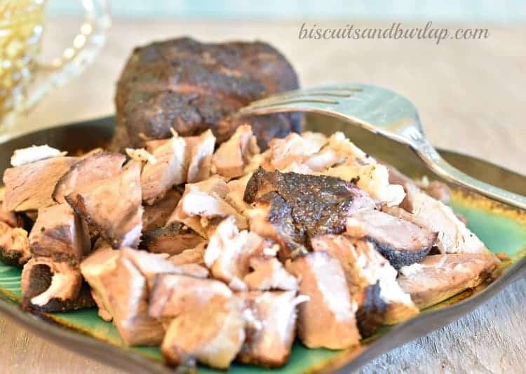 barbeque-pork