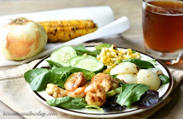 Barbecue Shrimp Salad 3a