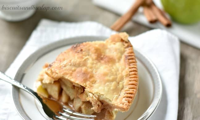 Best apple pie recipe has been in our family for over 50 years