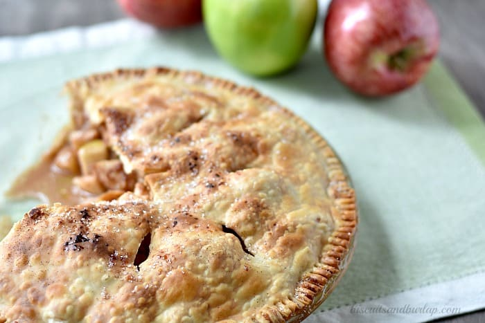 Your family will love the best apple pie recipe