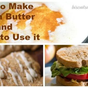 Check out my tips for making perfect brown butter