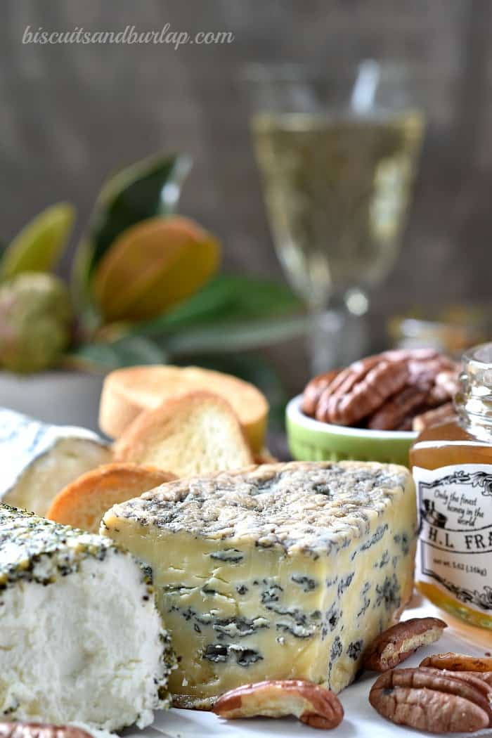 Cheese board ideas using local products