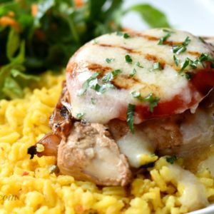 Ruby Tuesday Chicken Fresco Copycat is easier than you think.