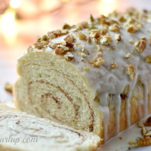 Homemade Cinnamon Bread is so Easy