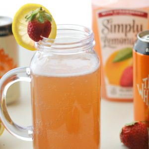 strawberry-shandy