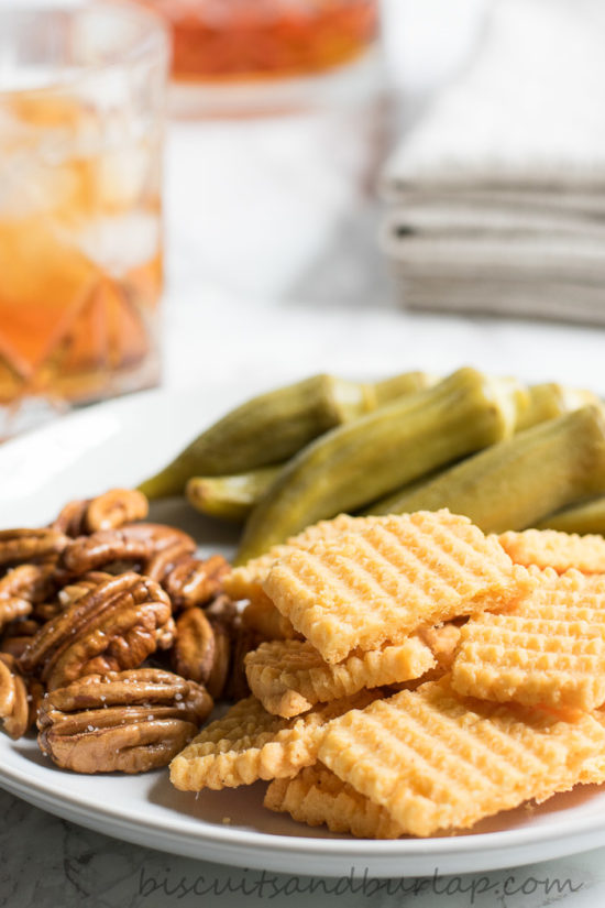 cheesestraws are the perfect southern treat