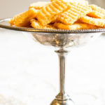cheese-straws are the perfect southern treat