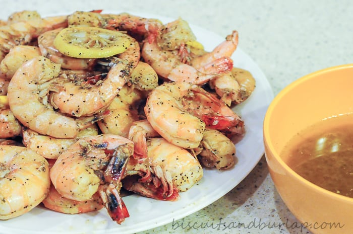 Fiery Cajun shrimp gets an update to the true original recipe