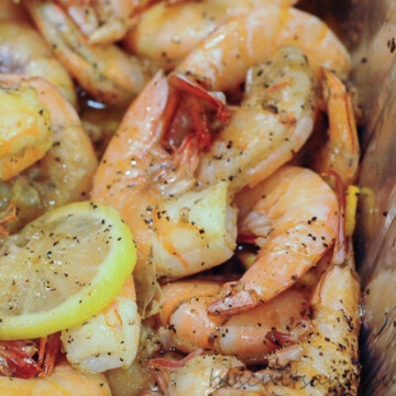 Fiery Cajun shrimp gets an update to the true original recipe