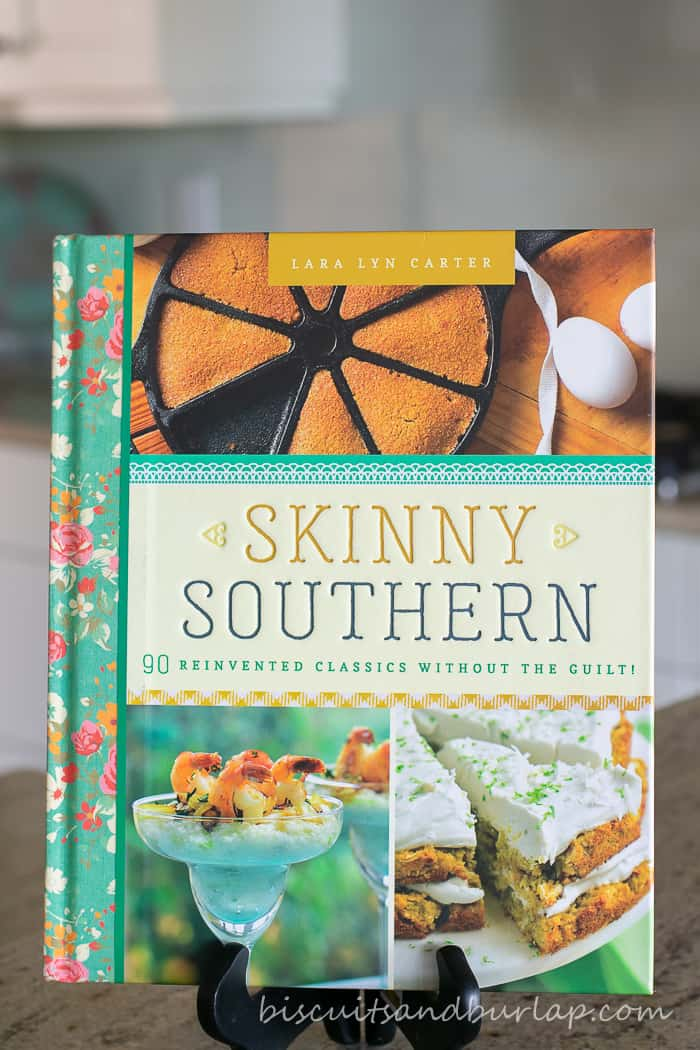 Skinny Southern: A Cookbook Review