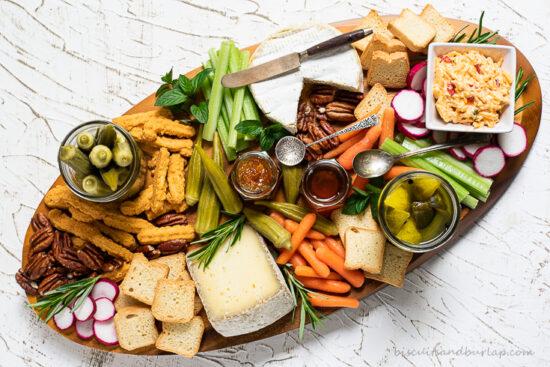 Southern Appetizer Board
