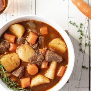 Guinness Beef Stew Recipe