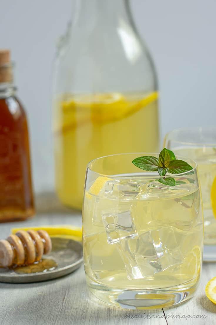 drink for backyard bbq menu